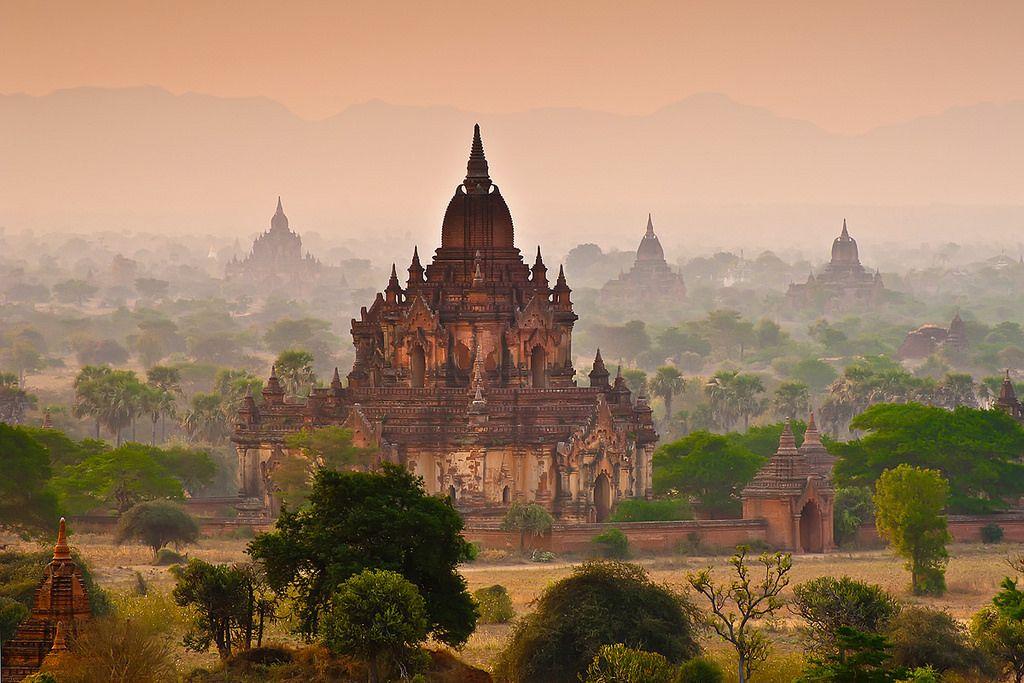 Yangon - Bagan - Yangon (4Days/3Nights)