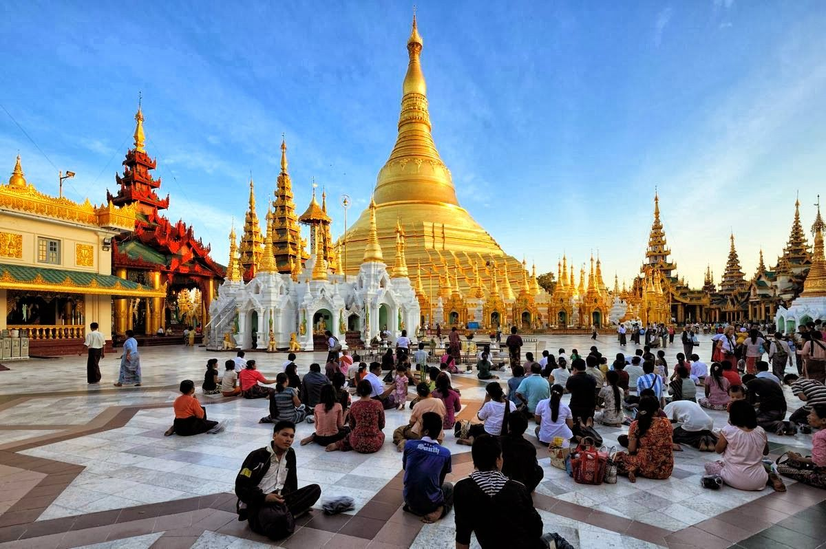 Yangon - Kyaikhtiyo - Bago - Yangon (4 Days / 3 Nights)